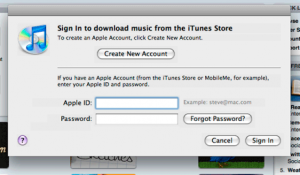 iTunes requires you to re-enter your AppleID and password frequently.